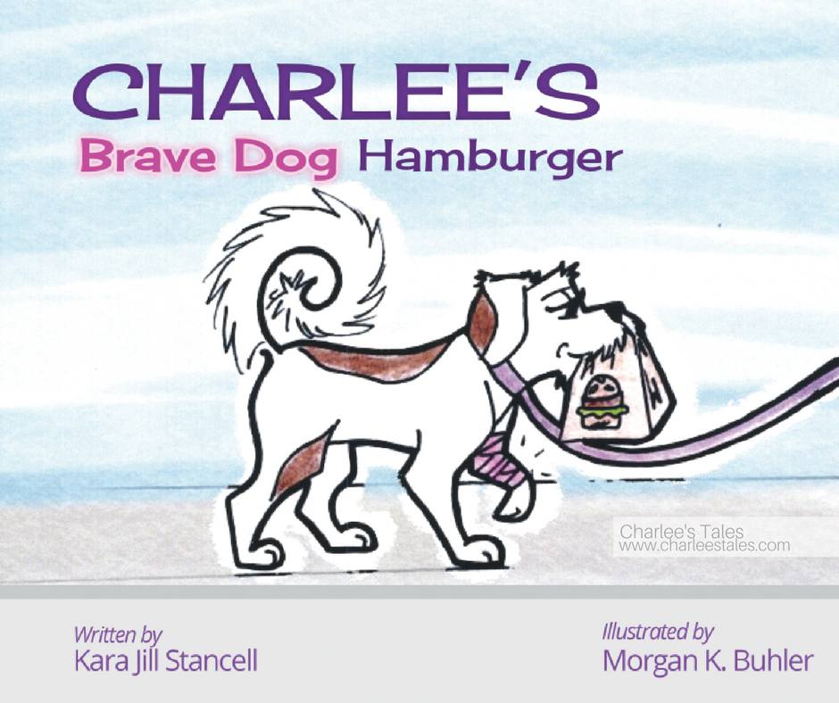 Charlee Debuts Her First Children's Book